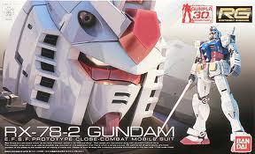 RG gundam