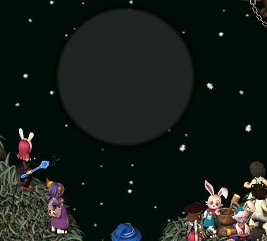 さよなら月うさぎたん(;x;+)