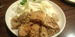 豚の天ぷら