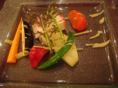 アルモニー 料理1