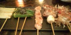 ◆串焼きもん 5種盛り合わせ ¥750.jpg