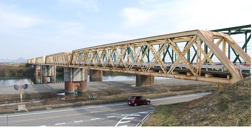 揖斐川橋梁B