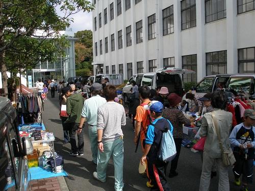 いきいき八尾環境フェスティバル2011 報告編