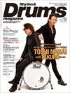 Rhythm & Drums magazine 2014年12月号