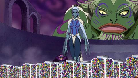 【スイートプリキュア♪】第40話「ルルル~!雨音は女神の調べニャ!」