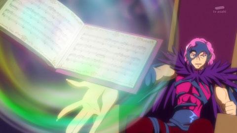 【スイートプリキュア♪】第41話「ファファ~♪最後の音符はぜったい渡さないニャ!」