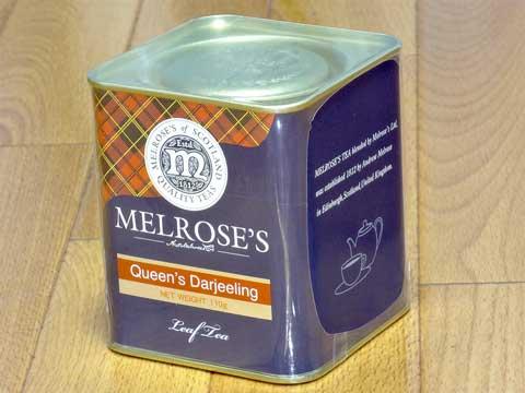 MELROSE'S Queen's Darjeeling