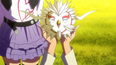 【スイートプリキュア♪】第48話(最終話)「ラララ~♪世界に響け、幸福のメロディニャ!」