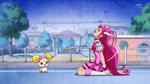 【スマイルプリキュア!】第01話「誕生!笑顔まんてんキュアハッピー!!」
