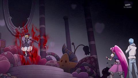 【ハピネスチャージプリキュア!】第42回「幻影帝国の決戦!プリキュアVS三幹部!」