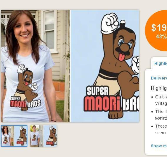 Archived deal- Mr Vintage T-Shirt - GrabOne Store_1349790536017