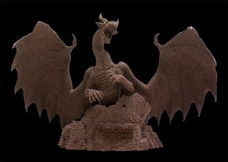 ドラゴンズドグマ Dragon Statue