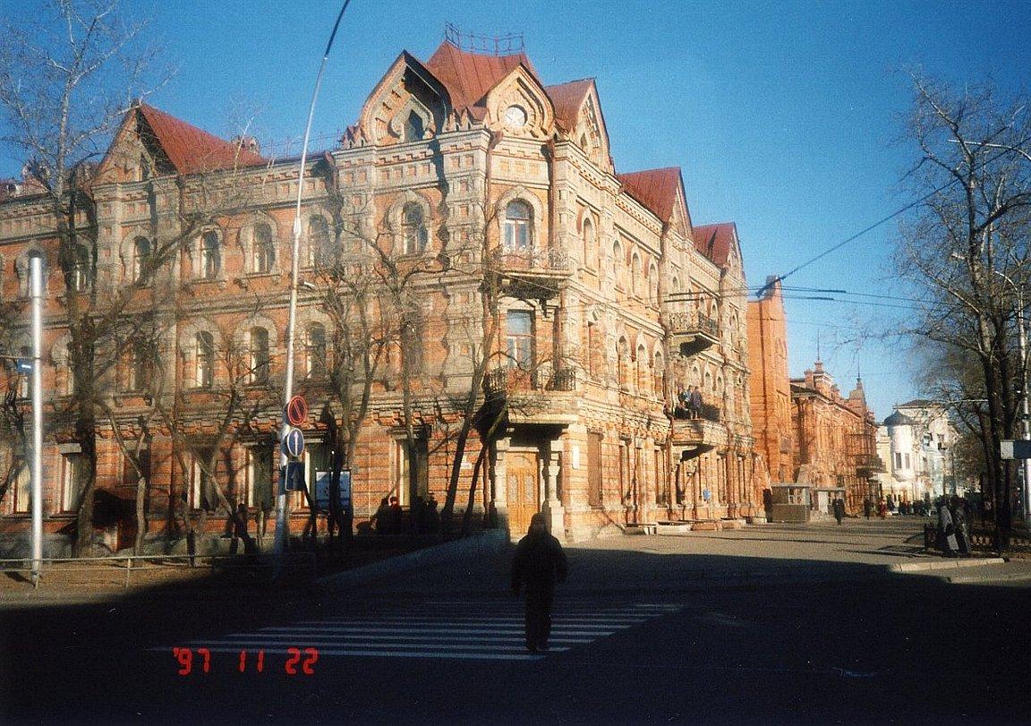 ハバロスク市内