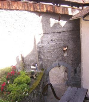 2004.05 スイス シヨン城