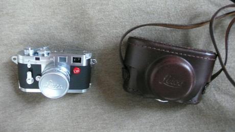 ミニ ライカ 微笑カメラ
