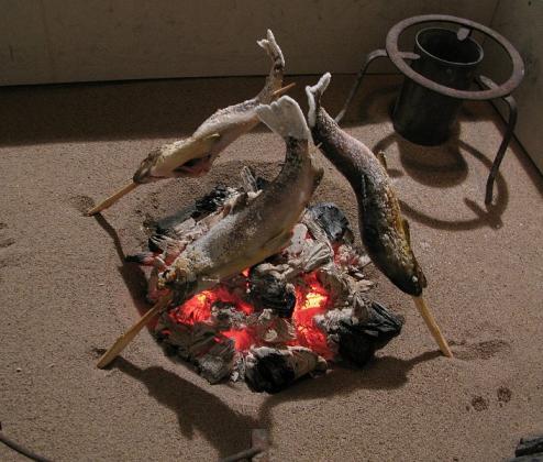 暖かい肴…2007年最後の晩餐