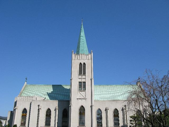 2008.01.06 カトリック山手教会