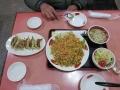 松江の夕食一日目メニュー