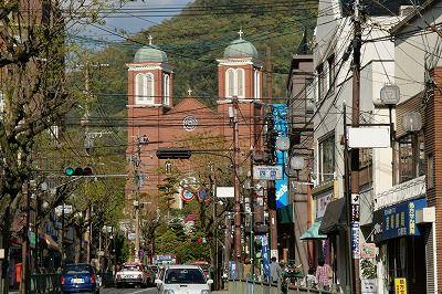 長崎教会4