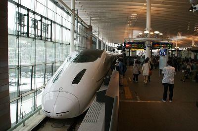 九州新幹線1