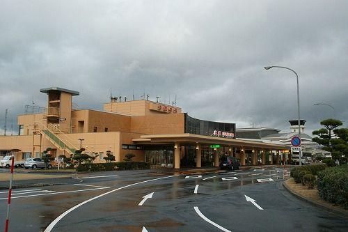 鳥取空港1