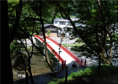 川安 香嵐渓