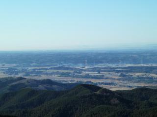 2011-01-08 御亭山からの富士山