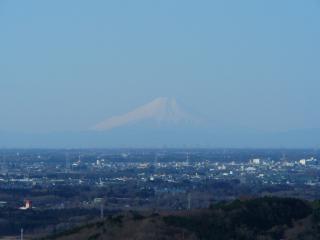 2009-02-01 富谷山からの富士山