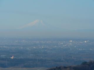 2010-01-24 富谷山からの富士山