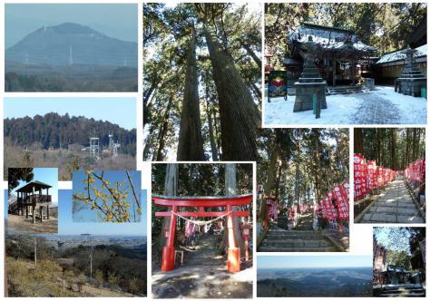 羽黒山と羽黒山神社
