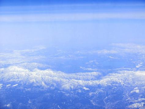 田沢湖・和賀岳