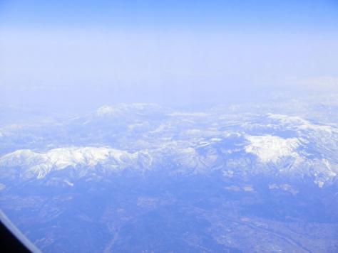 安達太良山~磐梯山