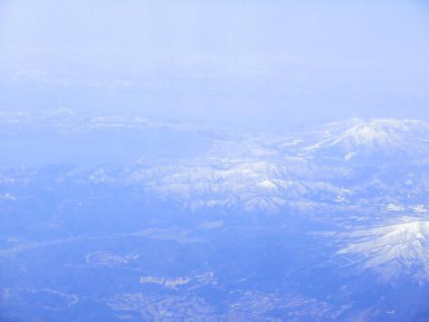 猪苗代湖~磐梯山