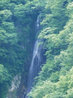 八滝 上段