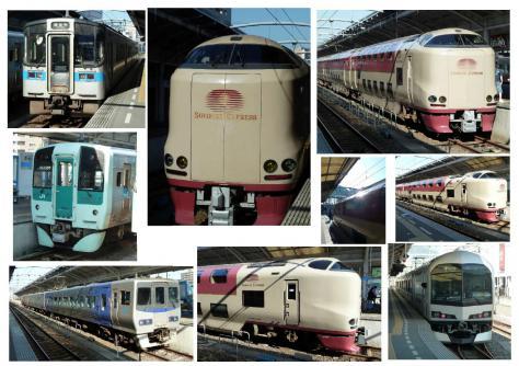 2011年6月 高松駅