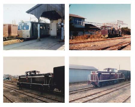 1979年頃 常磐線沿線の私鉄車両
