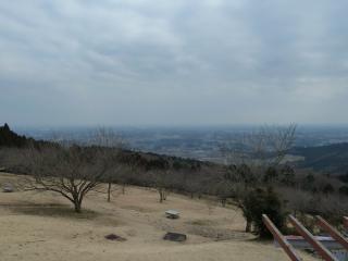 愛宕山からの眺望