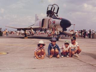 1977年 F-4ファントム
