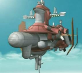 空中戦艦ミカサ