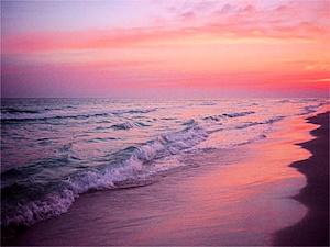 五時の海岸