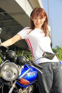 バイク乗りの後藤さん