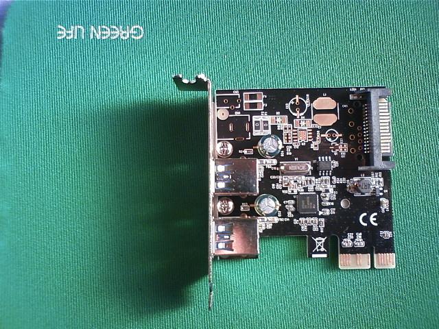 USB3.0pci-e-card