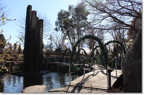 ハーブ庭園4