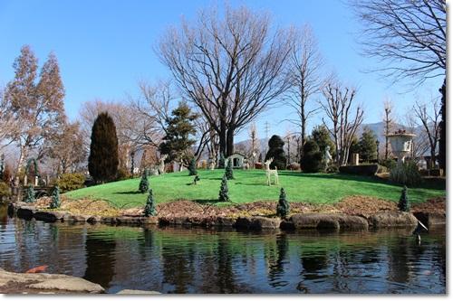 ハーブ庭園6