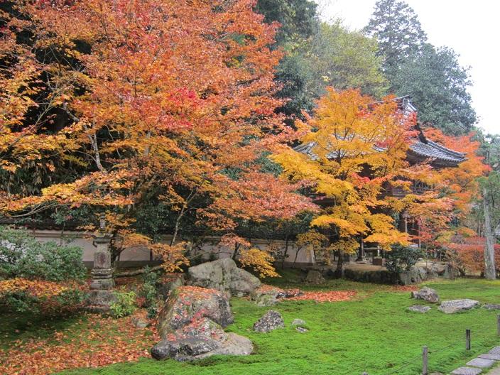 宗鏡寺庭園