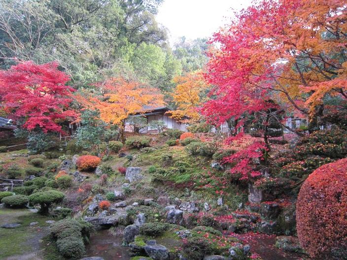 宗鏡寺庭園2