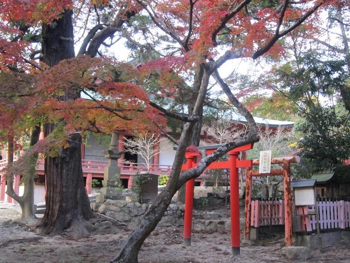 太山寺神仏習合