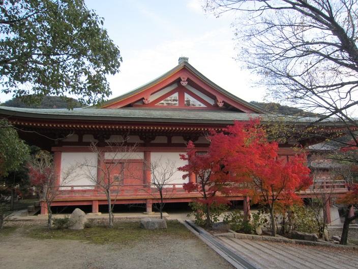 太山寺本堂2