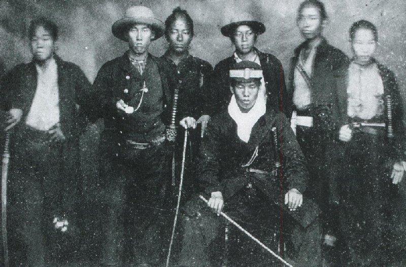長州奇兵隊