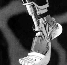 土竜の唄20/パピヨン日浦の機械の足